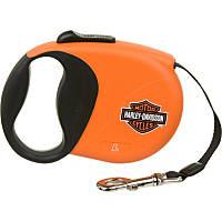 Harley-Davidson 16' Retractable Lead