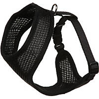 Coastal Pet Black Mesh Cat Harness