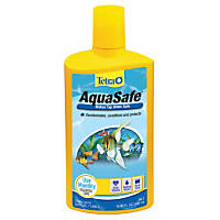 Tetra AquaSafe Water Conditioner, 16.9 fl oz.