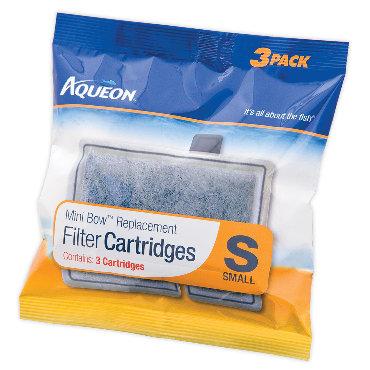 Aqueon MiniBow Replacement Filter Cartridges