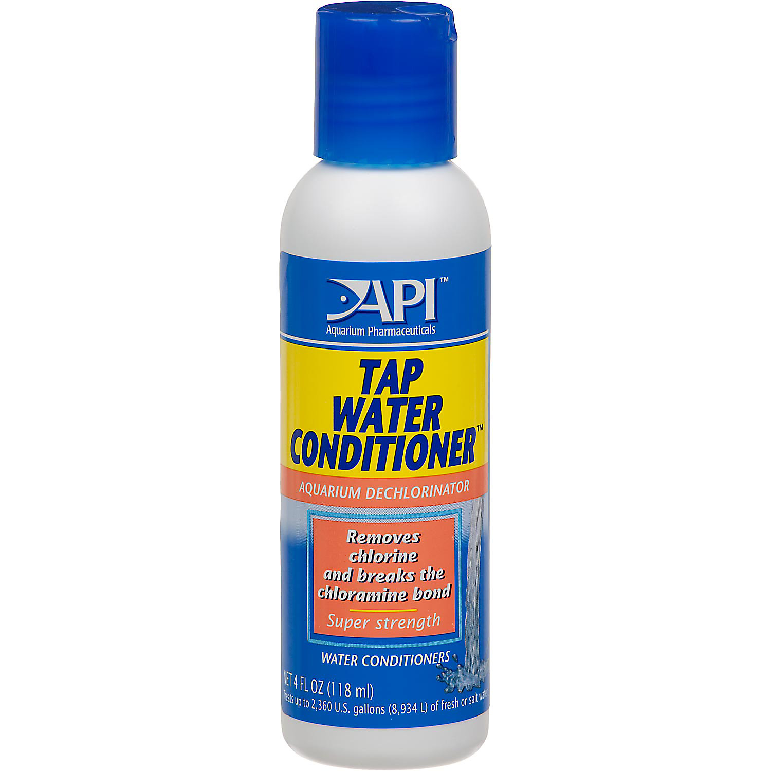 Api Aquarium Tap Water Conditioner 4 Oz Ebay