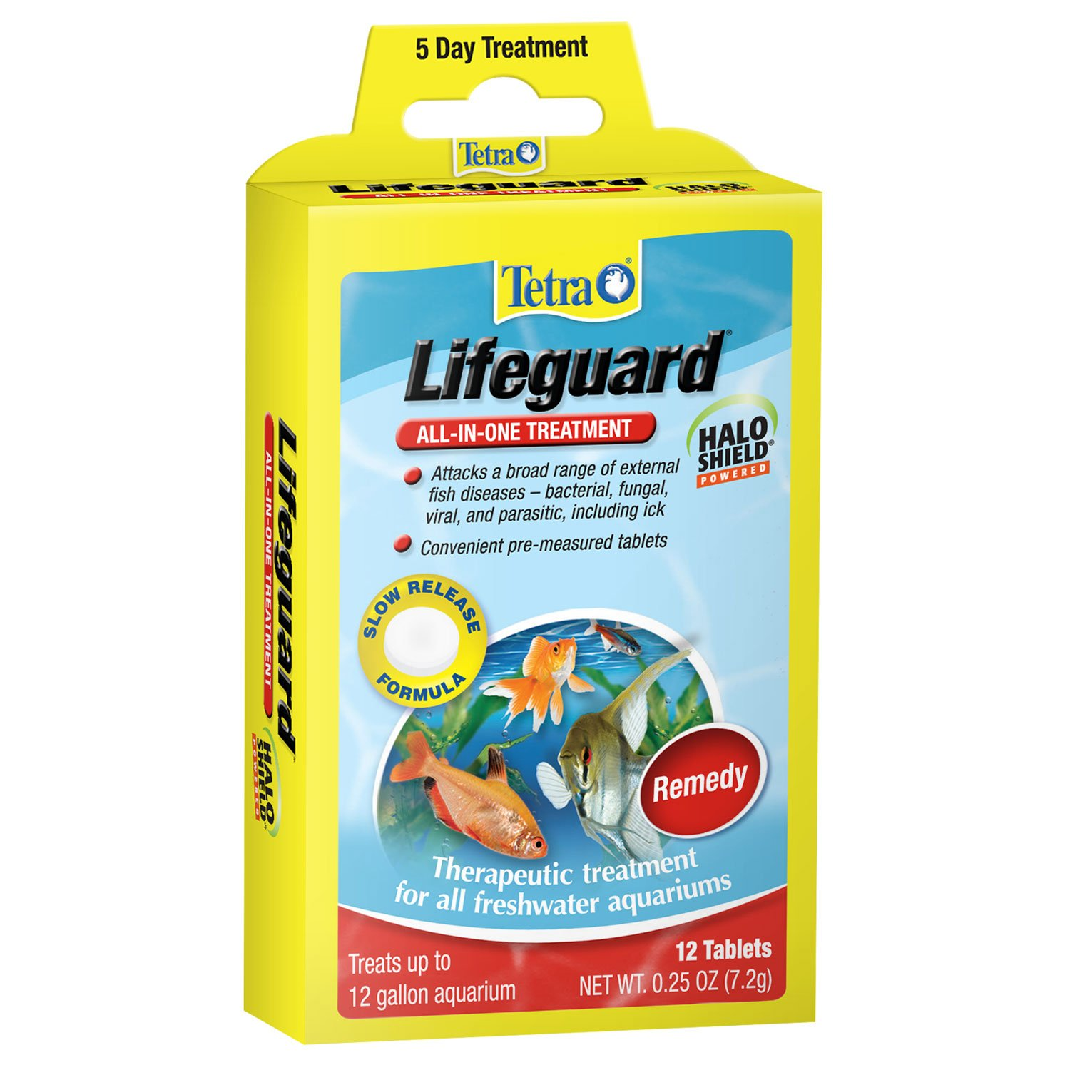 Tetra Lifeguard All-In-One Freshwater Aquarium Treatment