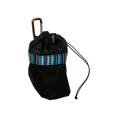 Bison Pet Turquoise Treat Bag