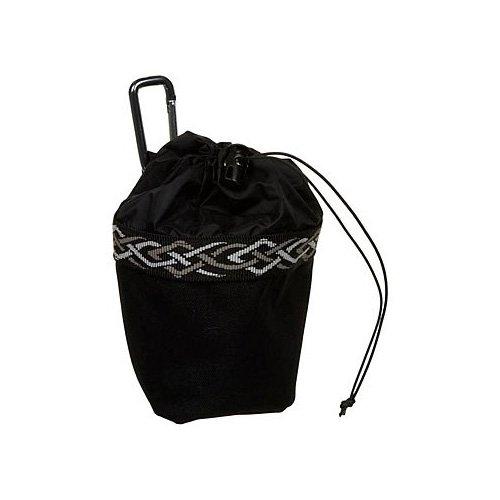 Bison Pet Black Thorn Treat Bag
