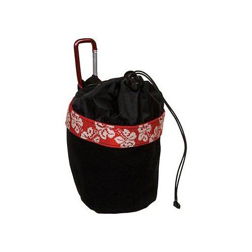Bison Pet Red Hawaiian Treat Bag