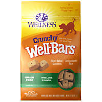 Wellness WellBars with Lamb & Apples Dog Treats
