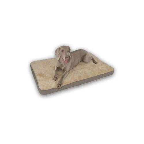 K&H Memory Sleeper Dog Bed in Mocha