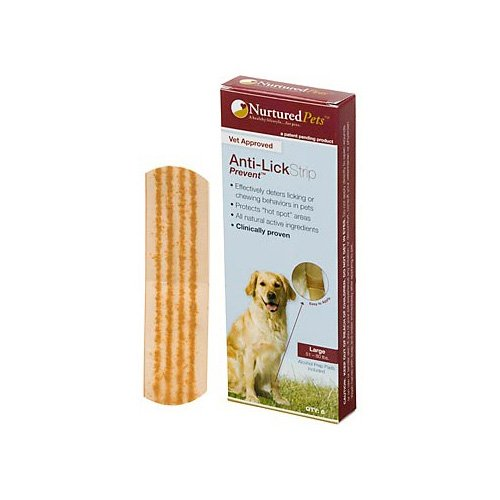 Nurtured Pets Anti-Lick Strip Prevent