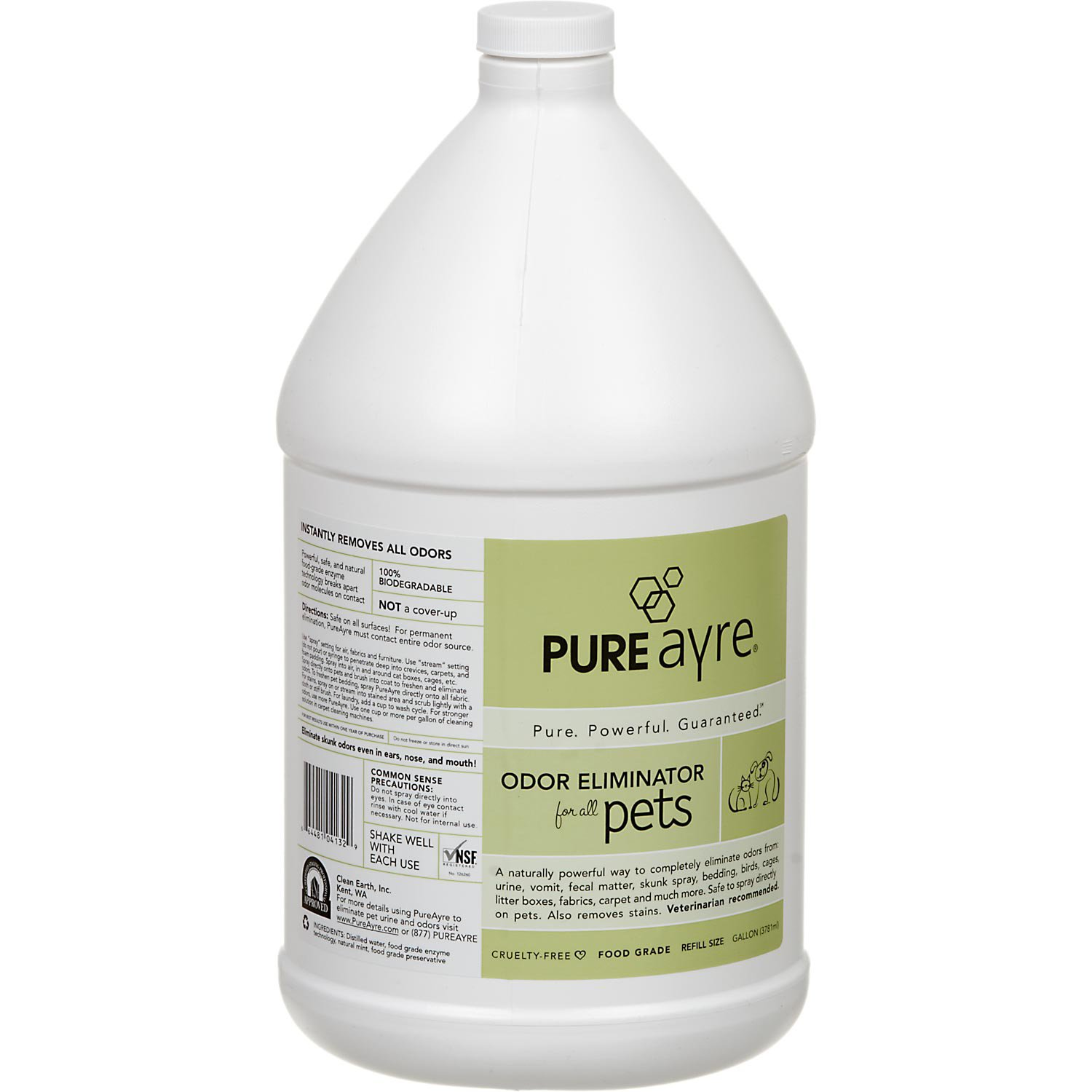PureAyre Odor Eliminator for Pets