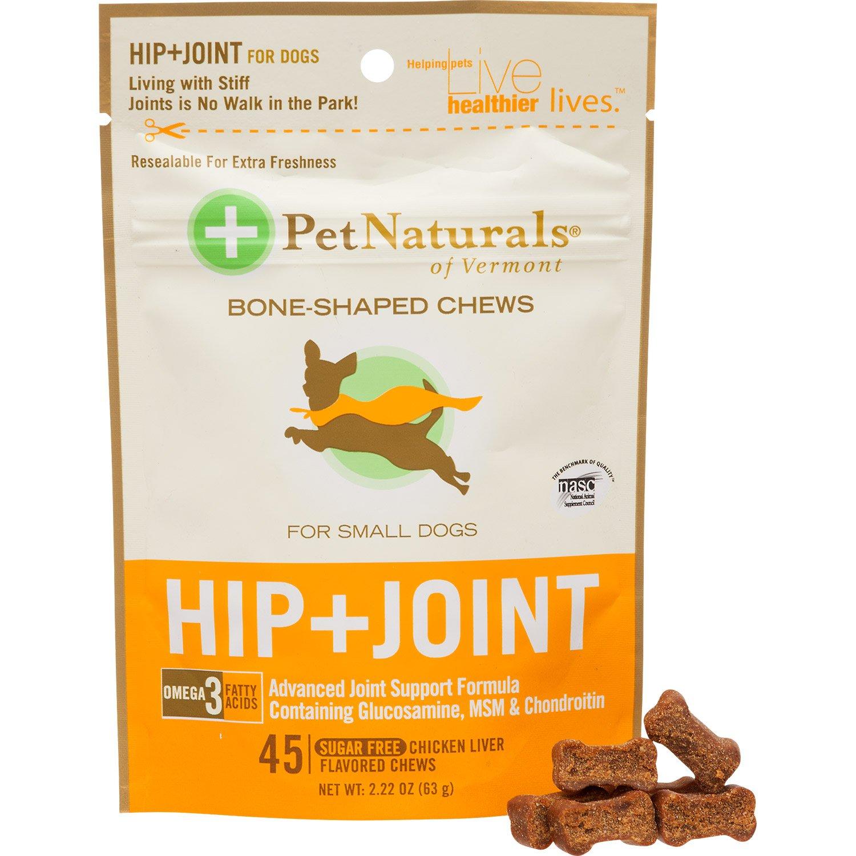 Pet Naturals Hip + Joint Soft Chews