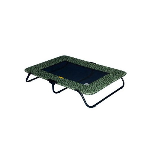 Pet Gear Green Designer Cot