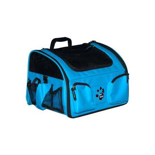 Pet Gear Ocean Blue Ultimate Traveler 3-in-1