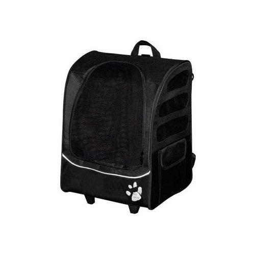 Pet Gear I-GO2 Black Traveler Plus