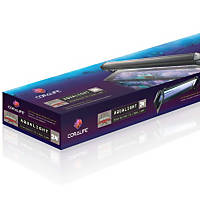 Coralife Dual Fixture High Output T5 Aquarium Light Fixture, 24' Length