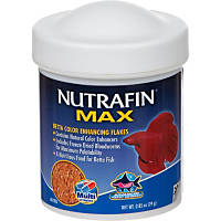 NutraFin Max Color Enhancing Betta Flake Food