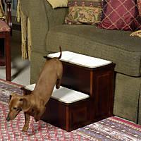 Solvit 2-Step Decorative Pet Steps