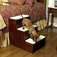 Solvit 3-Step Decorative Pet Steps