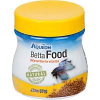 Aqueon Betta Pellets Betta Food, .95 oz.