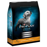 Pro Plan Focus Chicken & Rice Puppy Food