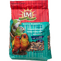 LM Animal Farms Small Parrot Diet Bird Food