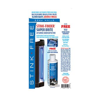 Stink Free Cat Stink-Finder Super Bright Light