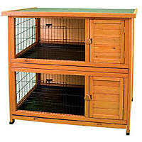 WARE Premium + Double Decker Hutch