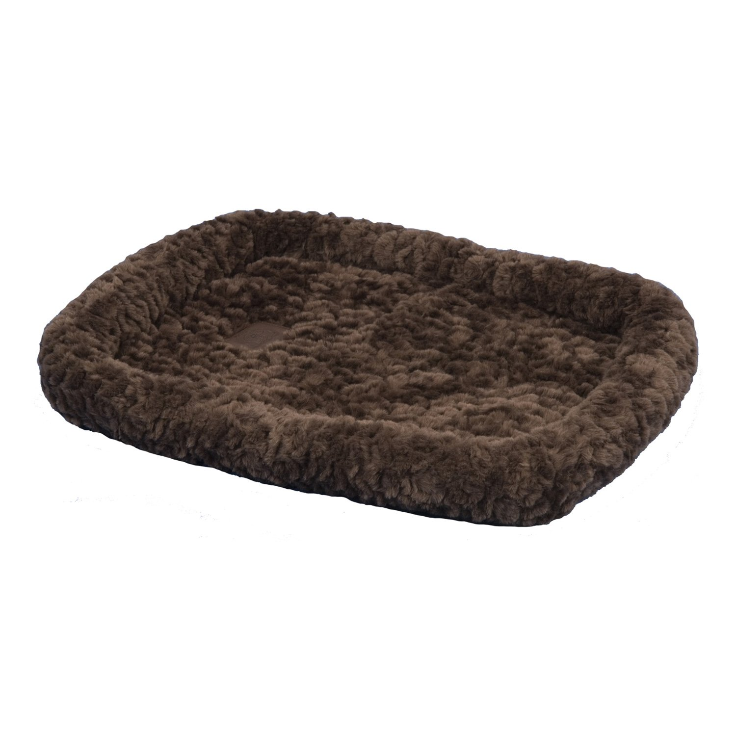 Precision Pet SnooZZy Chocolate Brown Cozy Crate Beds