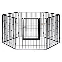 Precision Pet Courtyard Kennel Exercise Pen