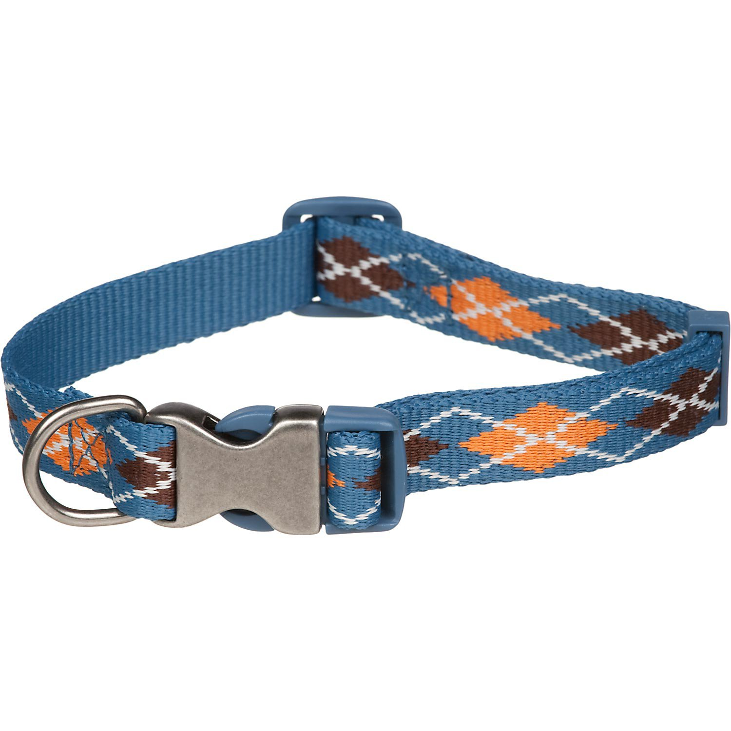 Planet Petco Argyle Eco Dog Collar