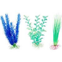 Petco Fluorescent Midground Plastic Aquarium Plant