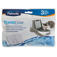 Petmate Fresh Flow Purifying Pet Fountain Replacement Filters