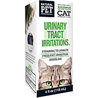 Natural Pet Urinary Tract Irritations Cat Supplement