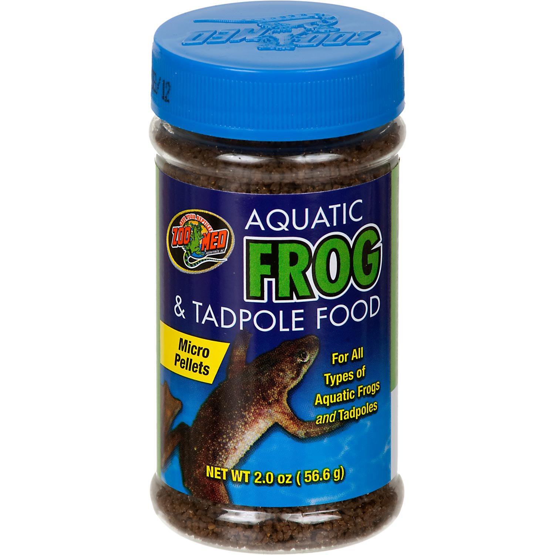 Zoo Med Aquatic Frog & Tadpole Food