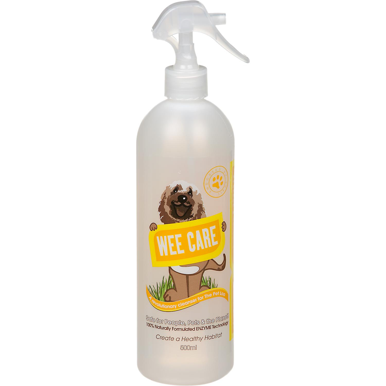 Pet Loo Wee Care Pet Loo & Toilet Area Cleaner for Pets