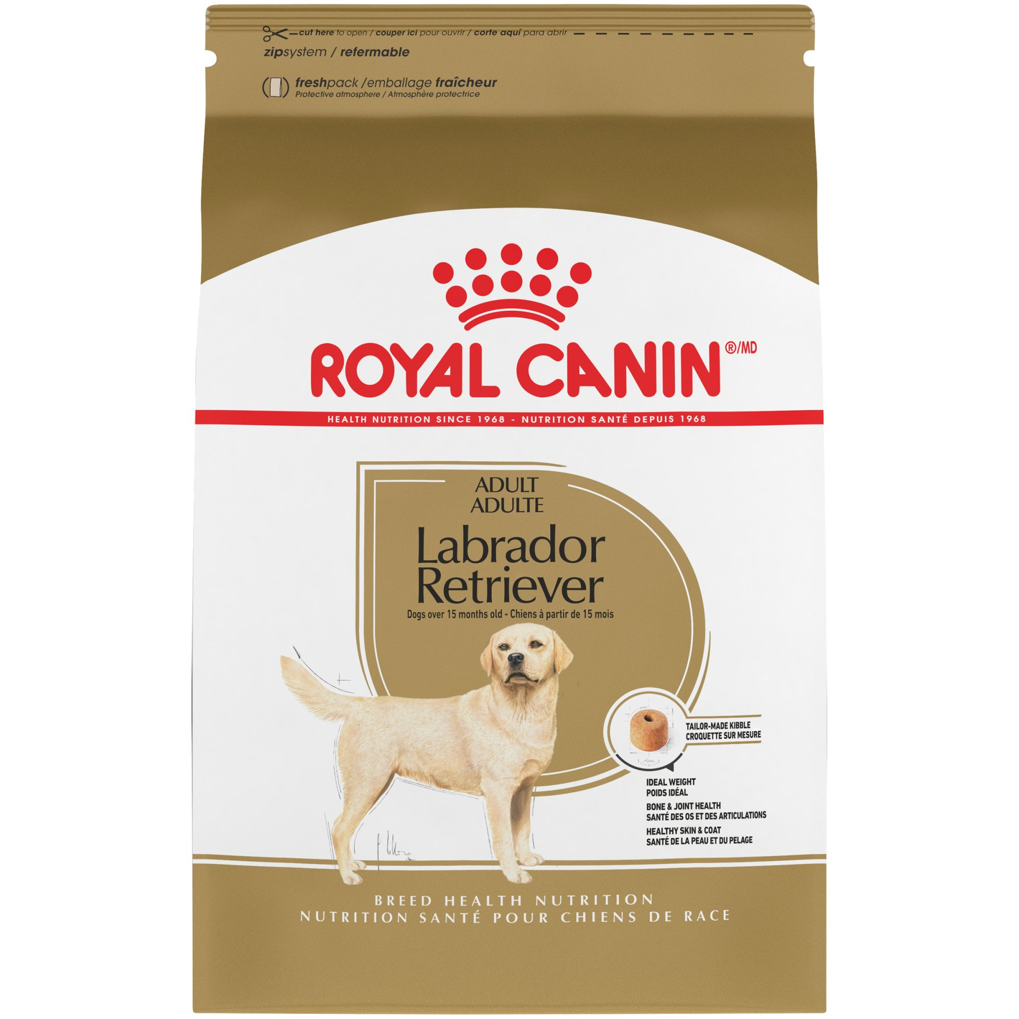 royal canin maxi canine health nutrition labrador. Black Bedroom Furniture Sets. Home Design Ideas
