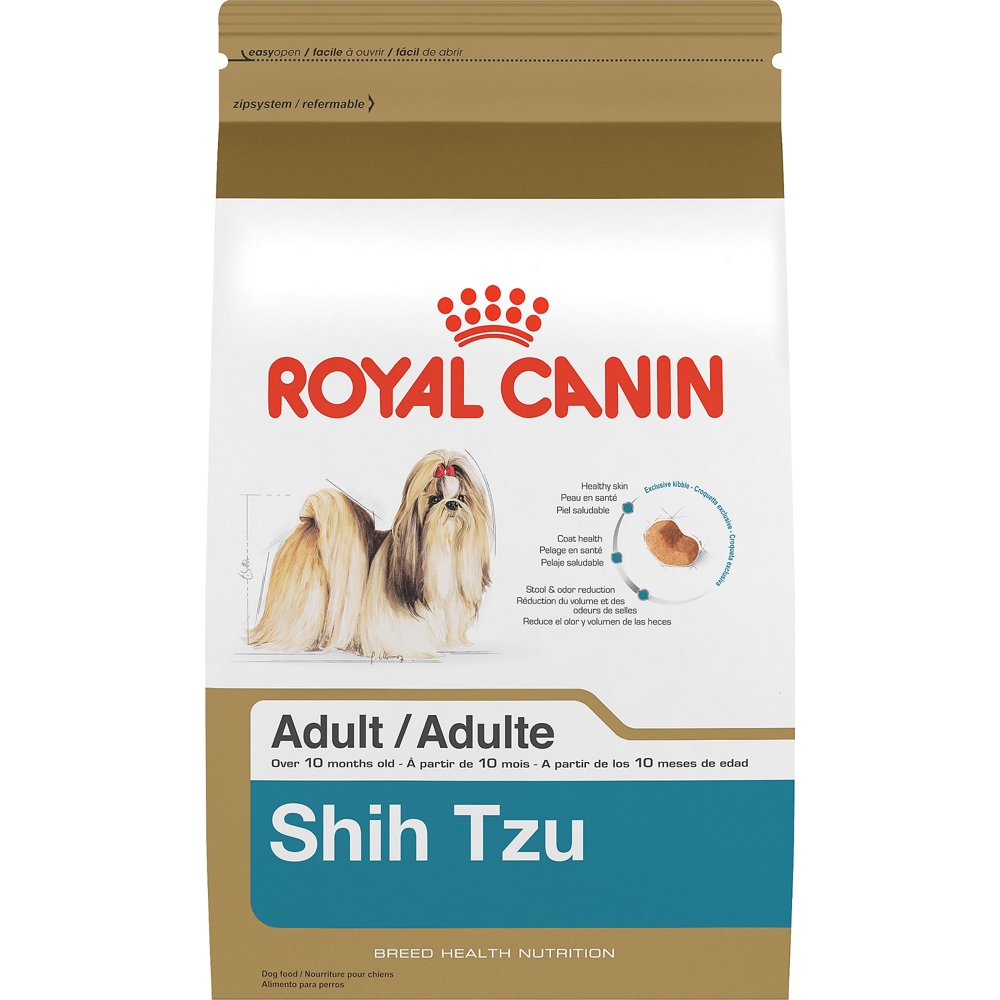 royal canin mini canine health nutrition shih tzu petco. Black Bedroom Furniture Sets. Home Design Ideas