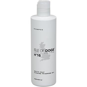 Isle of Dogs Coature No. 16 White Coat Evening Primrose Oil Shampoo for Dogs