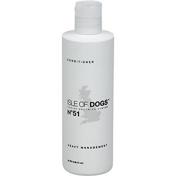 Isle of Dogs Coature No. 51 Heavy Management Conditioner for Dogs