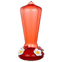 Stokes Select Hollyhock Hummingbird Feeder