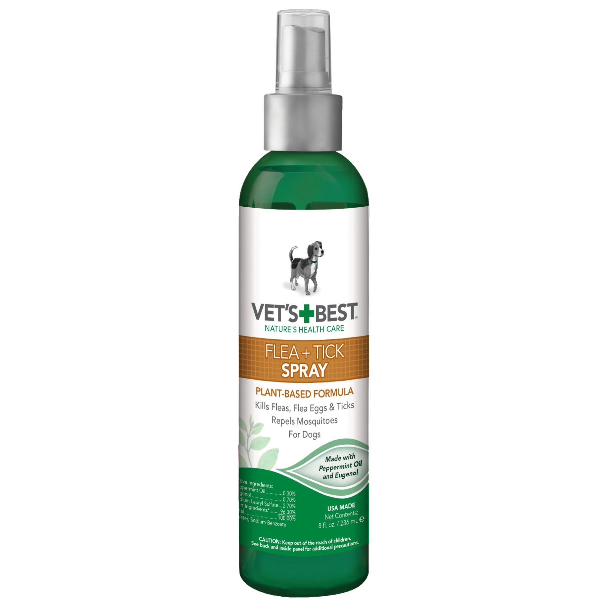 Vet's Best Flea & Tick Spray for Pets