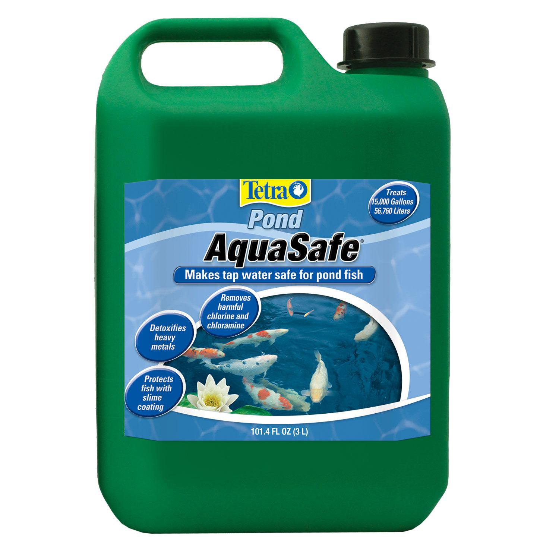 TetraPond AquaSafe Pond Water Conditioner