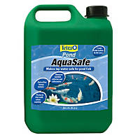 TetraPond AquaSafe Pond Water Conditioner