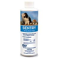 Sentry 35 Day Flea Dip for Dogs