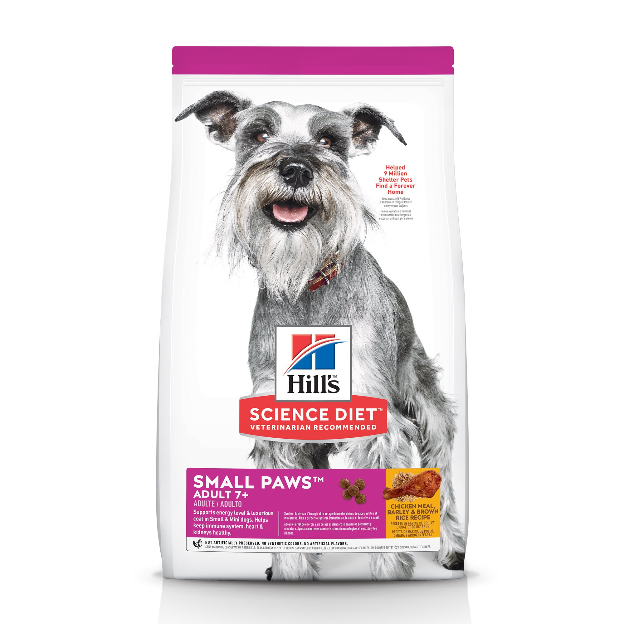 Hill's Science Diet Mature Adult Small & Toy Breed Senior Dog Food