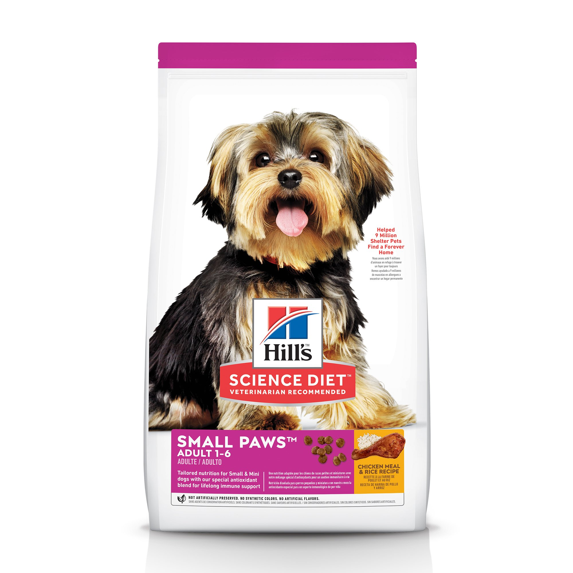 Hill's Science Diet Small & Toy Breed Adult Dog Food