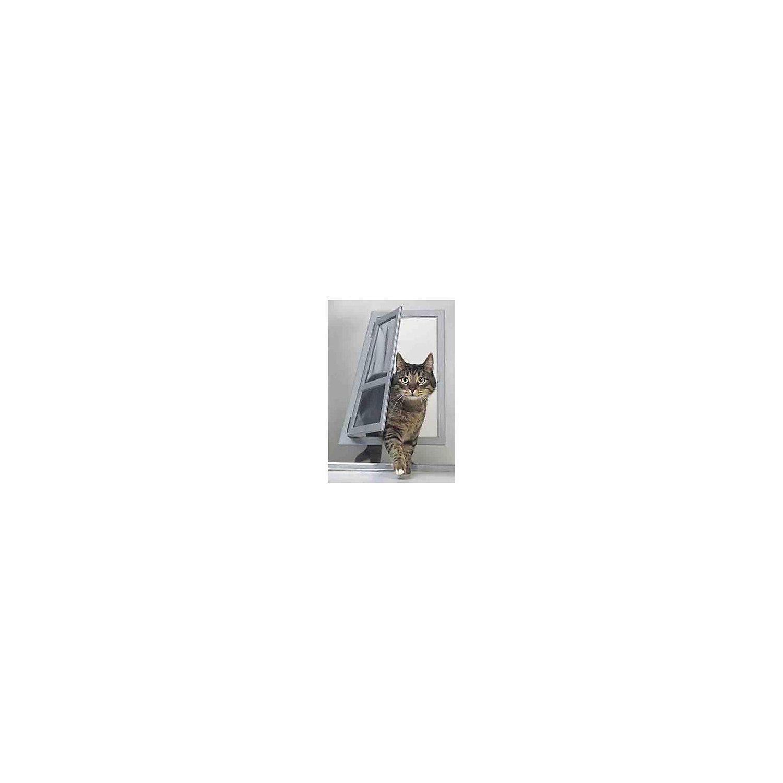 Pet Doors Cat Flaps Magnetic Pet Door Locking Pet Door