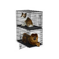Midwest Solution Series Stackable Dog Crate