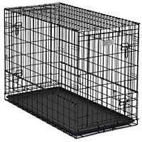 Midwest Solution Series Side-by-Side Double Door SUV Dog Crates