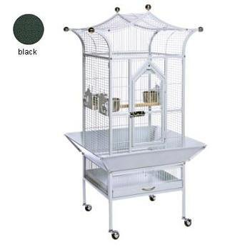 Prevue Hendryx Black Royalty Bird Cages