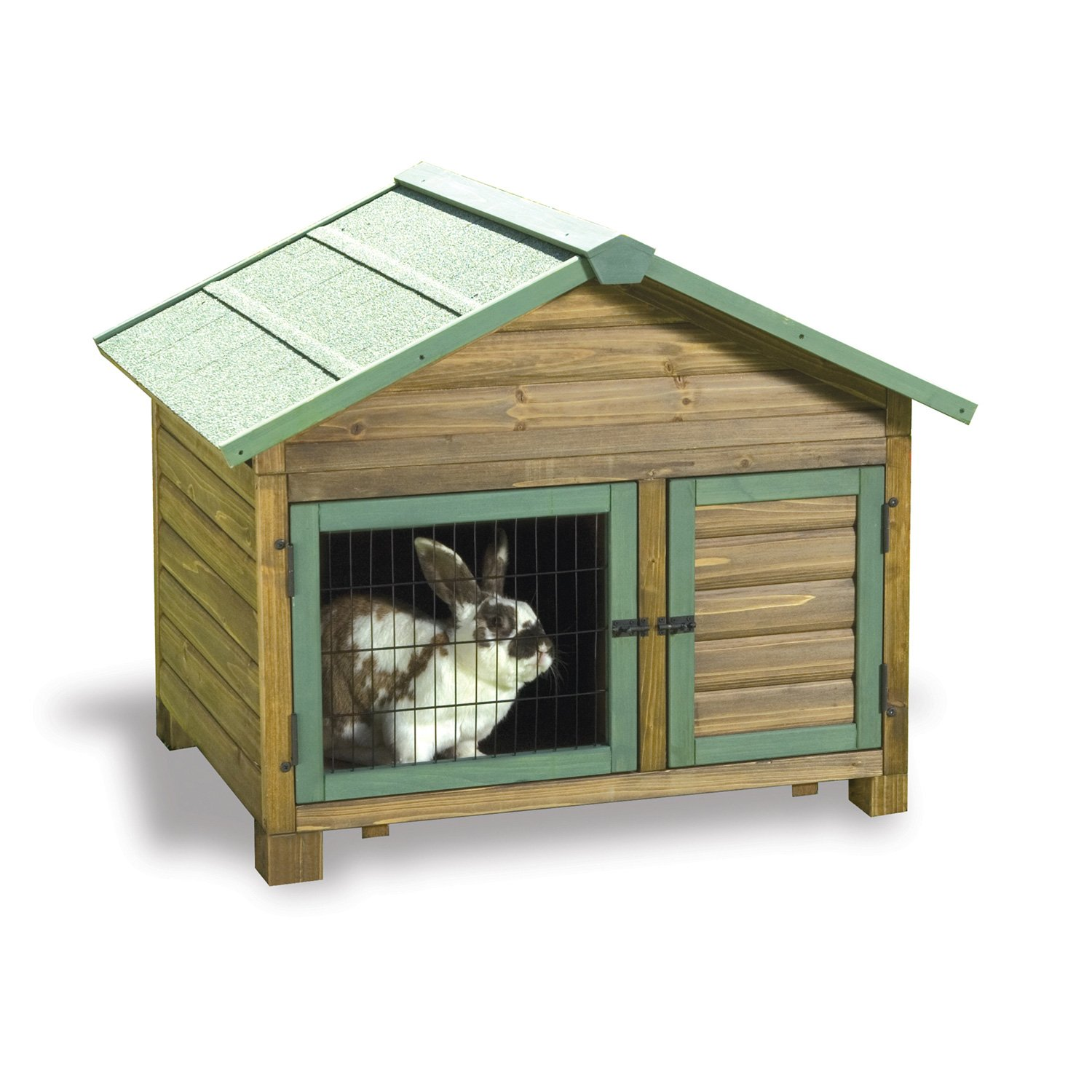 Precision Pet Rabbit Multi Plex Rabbit Hutch